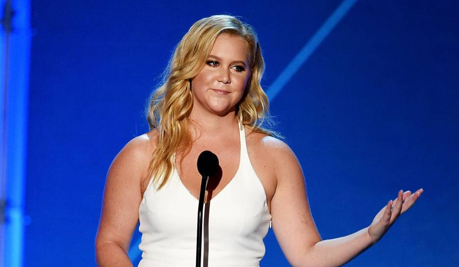 Amy Schumer's Tattoo May Not be a Bold Choice But Her Entire Personality is