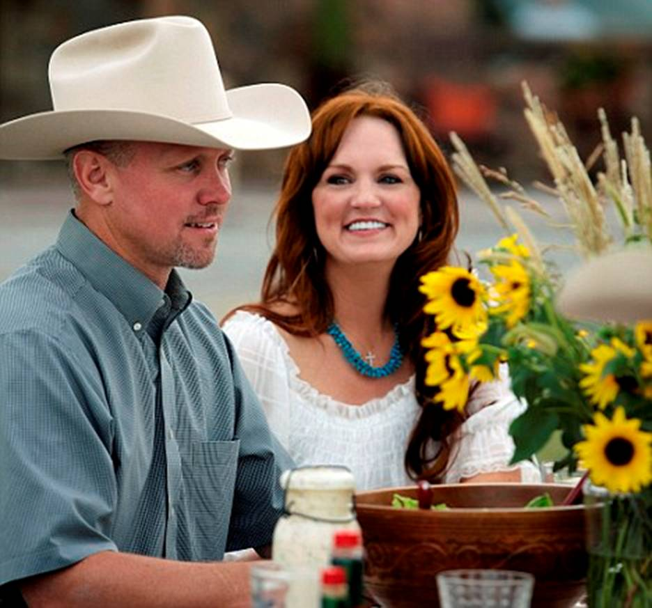 Ree Drummond's Wedding Was Held A Long Time Ago, But It